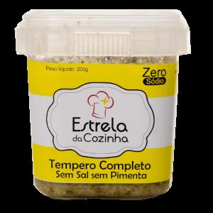 Tempero Completo s/ Pimenta s/ Sal