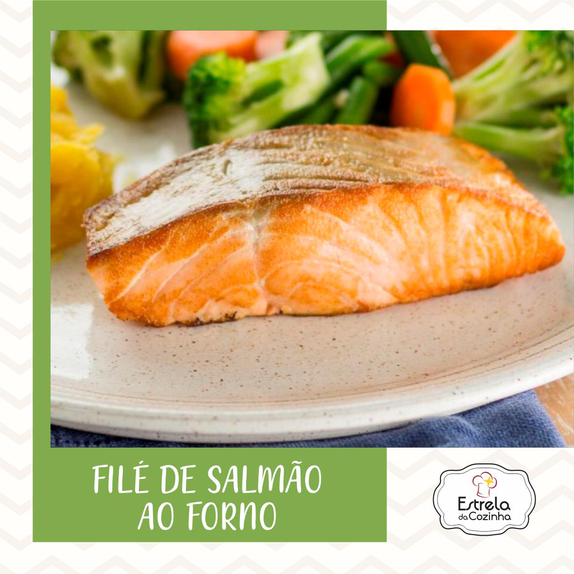 You are currently viewing Filé de salmão ao forno