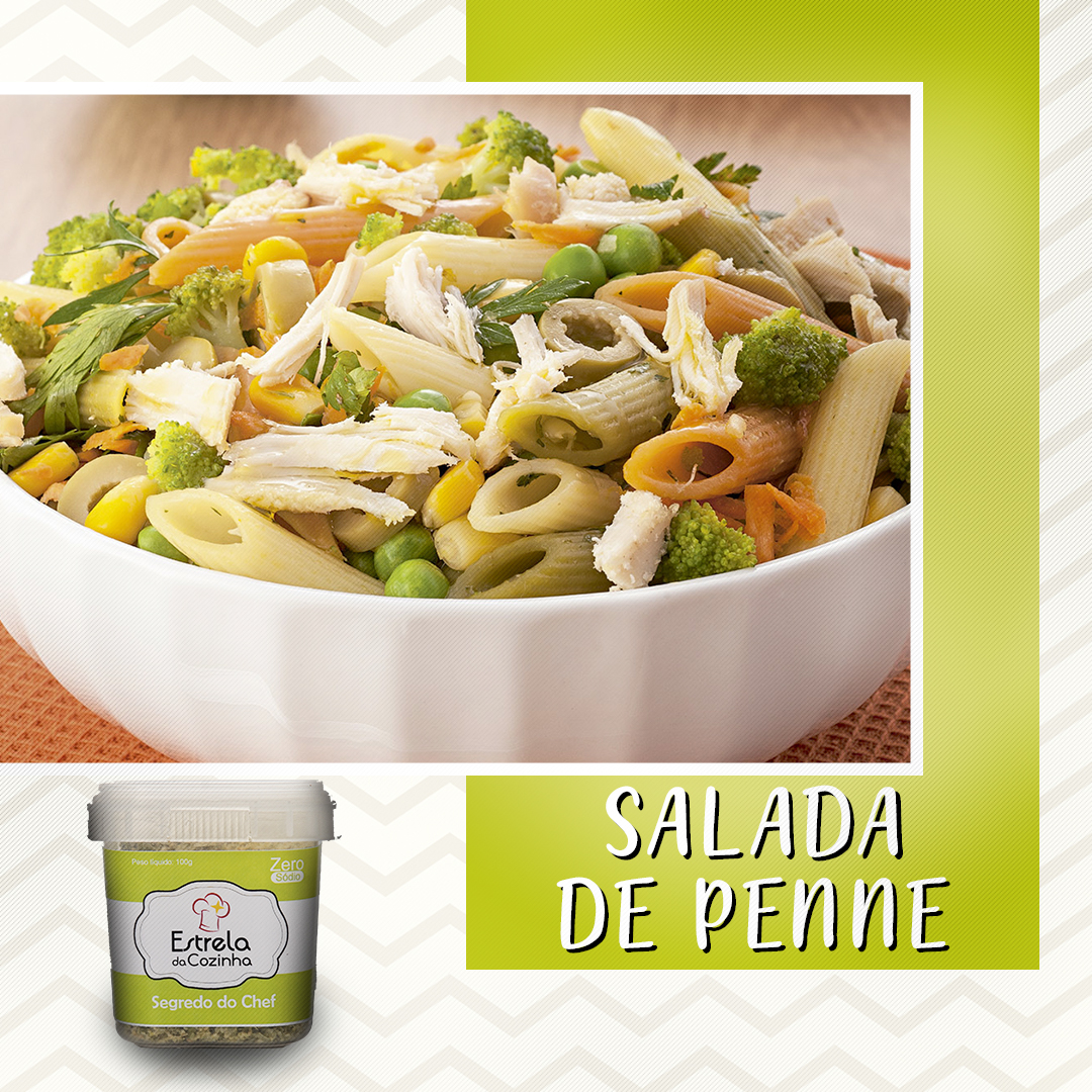 You are currently viewing Salada de Penne