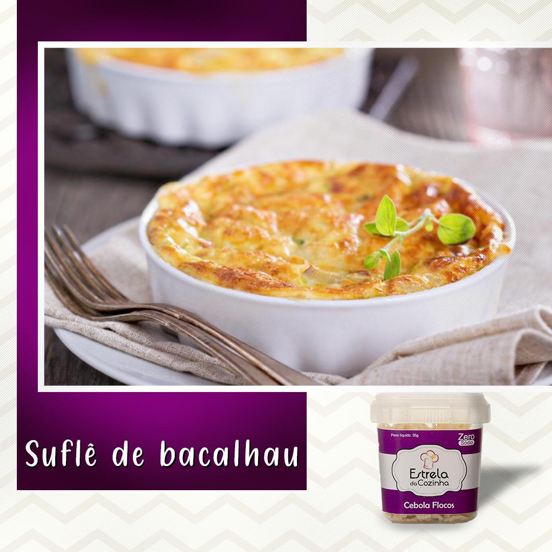 You are currently viewing Suflê de bacalhau