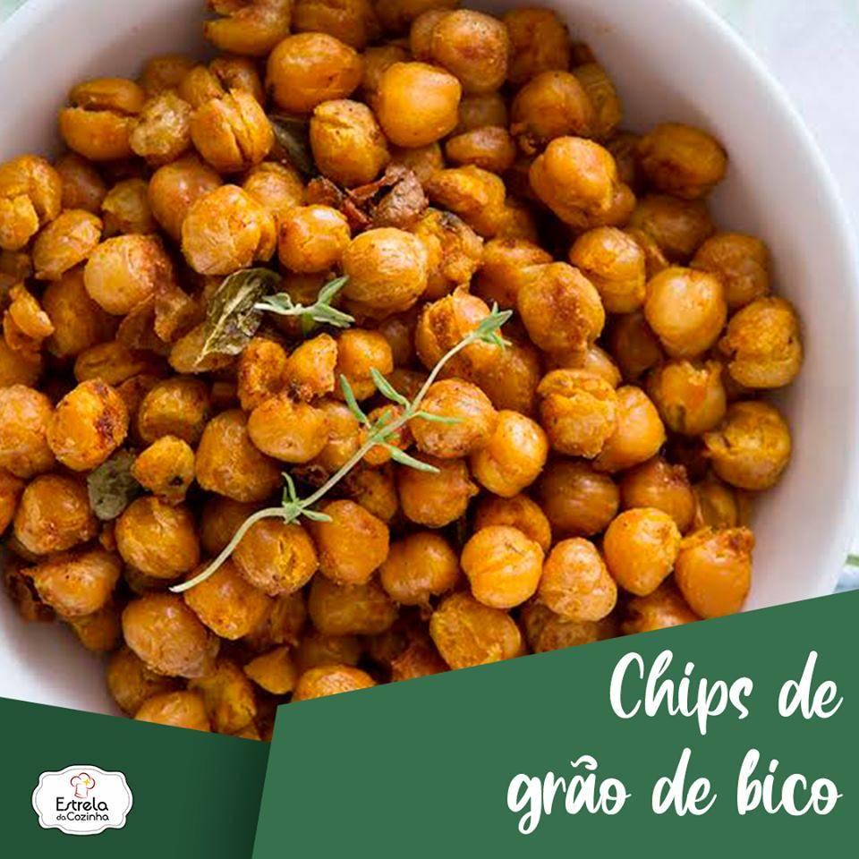 You are currently viewing Chips de grão de bico