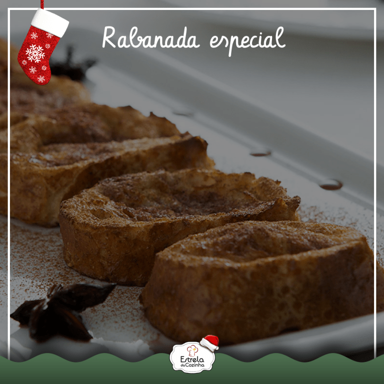 Read more about the article Rabanada Especial