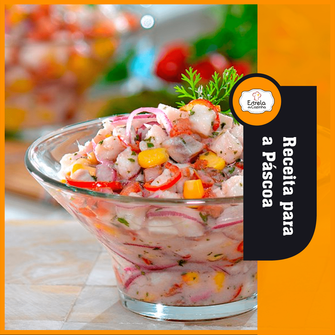 You are currently viewing Ceviche de Tilápia